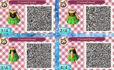 QR codes - (page 72) - Animal Crossing new leaf