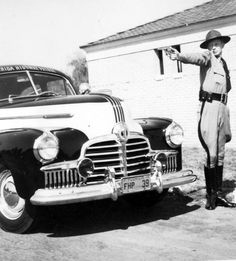 Florida Highway Patrol Cars | STRANGE OLDE POLICE VEHICLES - 1945 FORD FLORIDA HIGHWAY POLICE ...