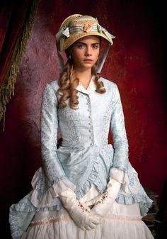 Cara Delevingne as Princess Sorokina in Anna Karenina