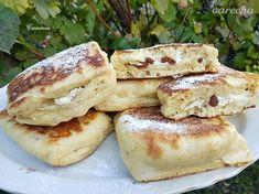 Sladké+chlebové+placky+(fotorecept) Camembert Cheese, Dairy