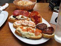 Arucas, Spain  •  Food