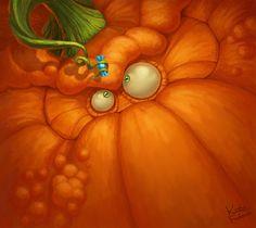 Pumpkins on Behance