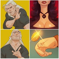 Collection Of Funniest The Witcher Memes, Best Memes Of Witcher The Geralt Of Rivia Memes, Toss A Coin To Your Witcher Memes. The Witcher Series, Max Grecke, The Witchers, The Witcher Geralt, Fandoms, Meme Template, Gaming Memes, Anime Art, Coins