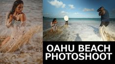 In this video, I shoot a bikini model in Oahu on the beach, but limit the shoot time to FIVE minutes. Sometimes clients show up late, or things happen beyond our control… instead of sitting around and twiddling thumbs, get your mind back in the game and SHOOT. You'll see the images pop up with […]