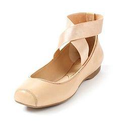 "Jessica Simpson ""Mandalaye"" Ballet Flats"