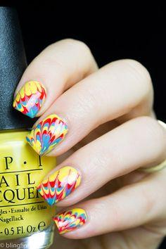 Drag Nail Art