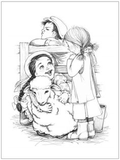 little house on the prairie coloring book - Google Search