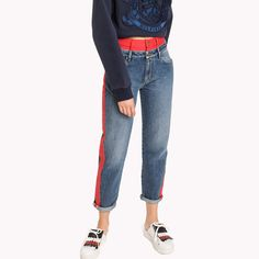 Image for Colourblocked Jeans - Hilfiger Collection from TommyHU
