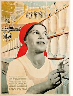"""Featured image is reproduced from """"Propaganda! Russian and Norwegian Posters 1920-1939""""."""