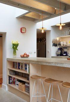 La Cocina del Cocinero, Londres, Inglaterra - Fraher Architects - foto: Jack Hobhouse