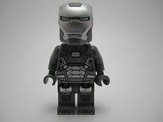 Lego Avengers Minifigure War Machine Iron Man 3