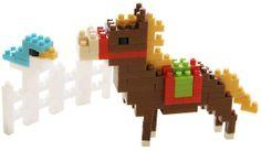 Nanoblock 2014 Nengajo Horse New Year Card