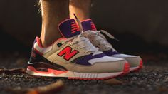 West NYC x New Balance 530 Lava (Detailed Pics & Release Info)