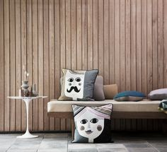 Mr. and Mrs. Cushion by Ferm LIVING