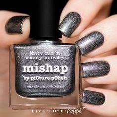 Picture Polish Mishap