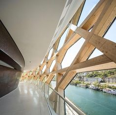 gallery of photographed shigeru ban and jean de gastines 39 solar powered seine musicale 5. Black Bedroom Furniture Sets. Home Design Ideas