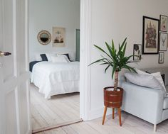 Living room to bedroom - Nørrebro Summers | Lily.fi