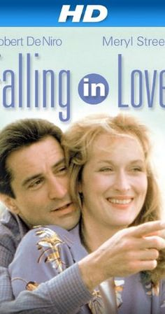 Directed by Ulu Grosbard.  With Robert De Niro, Meryl Streep, Harvey Keitel, Jane Kaczmarek. During shopping for Christmas, Frank and Molly run into each other. This fleeting short moment will start to change their lives, when they recognize each other months later in the train home and have a good time together. Although both are married and Frank has two little kids, they meet more and more often, their friendship becoming the most precious thing in their lives.