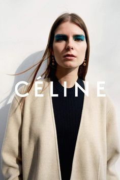 Gaby Loader by Juergen Teller for Céline F/W 2015-16  @andwhatelse