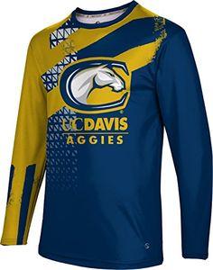 End Zone ProSphere University of California Davis Girls Performance T-Shirt
