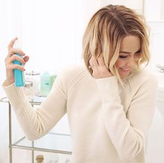 How to get Lauren Conrad's effortlessly undone waves!