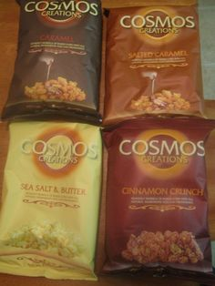 Cosmos Creations Oven Baked Corn Review