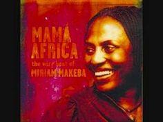 Miriam Makeba - Chicken (+playlist)