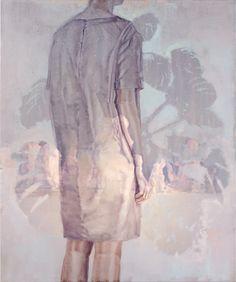 Attila Szűcs, the blue hour, oil on canvas, 120x100cm 2015 on ArtStack #attila-szucs #art