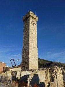 Torre de Mangana en Cuenca