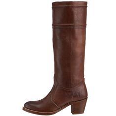 Indigo has Frye Jane 14 stitch boot in dark brown (we also have cognac!)
