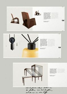 Desain Katalog Brosur Furnitur Modern - dua 1