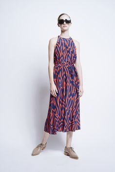 Summer dress ready to wear and Child Labor Free tick for Karen Walker | Good Magazine