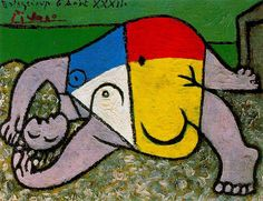 picasso sleeping woman - Google zoeken