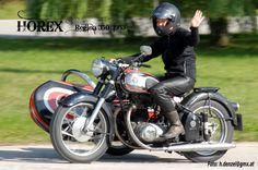 Horex Regina 350 Gespann  1953