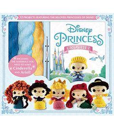 Disney Princess Crochet Kit