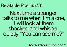 i think this would be so funny to do, though i would never be able to pull it off. Funny Qoutes, Funny Memes, Jokes, That's Hilarious, Teen Posts, Teenager Posts, Manado, Quotes John Green, Strip