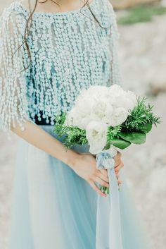 Inspiration for an Elegant Destination Wedding in Greece