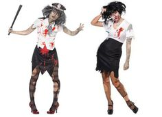 20 Best, Unique, Creative Yet Scary Halloween Costume Ideas 2012 For Teen Girls & Women   Girlshue