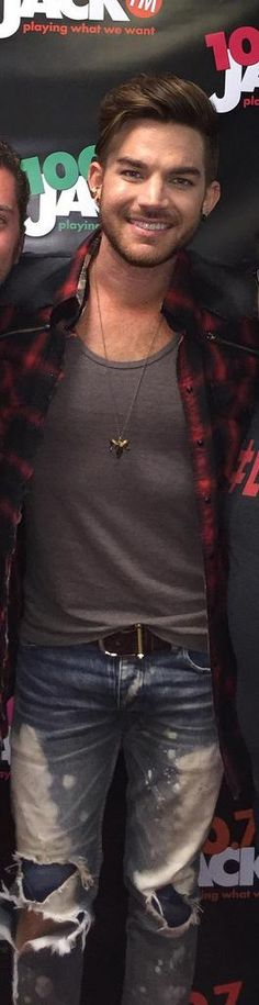 My dream is to meet Adam Lambert in person <3