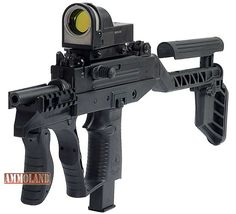 A heavily kitted-out Mac 10.