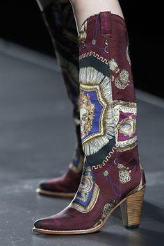 Francis Montesinos - Mercedes-benz-Fashion-week-madrid-elblogdepatricia-shoes-calzado