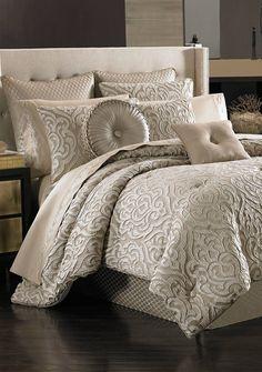 Geneva Home Fashion Katerina 5 Piece Quilt Set Luxury Comforter Sets Queen, Queen Comforter Sets, Elegant Comforter Sets, Aqua Comforter, Silk Bedding, Neutral Bed Linen, Bed Sets For Sale, Quilt Set, Bed Sets