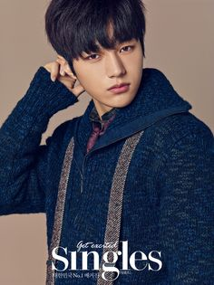 Infinite - Singles Magazine September Issue '15 - L