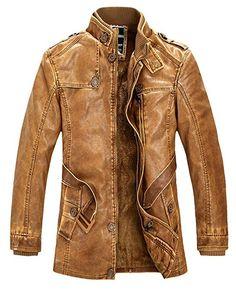 APTRO Men's Long Sleeve Jacket - Multicoloured - X-Large