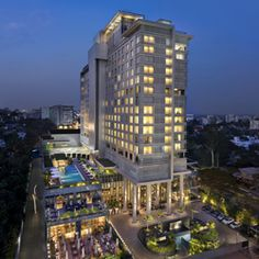 C Series powers the luxury at JW Marriot Hotel - Pune, India image