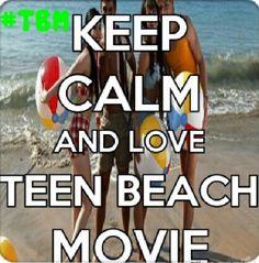 TEEN BEACH MOVIE!!!