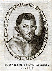 RENACIMIENTO. MÚSICA. Adriano Banchieri. Nacido Tomaso Banchieri (1568—1634). Compositor, organista, teórico y poeta italiano del Renacimiento tardío y principios del Barroco. Fundó la Accademia dei Floridi en Bolonia.