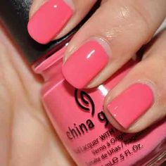 China Glaze Nail Lacquer Sugar High 2