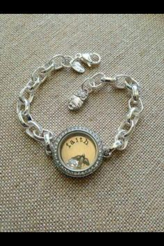 Visit www.trulyblessedlockets.origamiowl.com to design your personalized necklace, bracelet, and/or keychain.