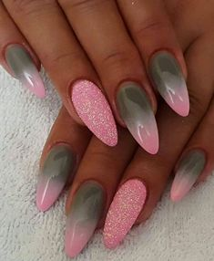 25 Classy Fall Nail Color 2019 to Copy Now – Nägel design herbst - Water - 25 Classy Fall Nail Color 2019 to Copy Now – Nägel design herbst – - Mint Nails, Gel Nails, Nail Polish, Fall Nail Art Designs, Cute Nail Designs, Nailart, Nagellack Trends, Thanksgiving Nails, Trendy Nail Art